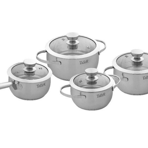 Набор посуды TR 1017 (Хантли), 8 предметов