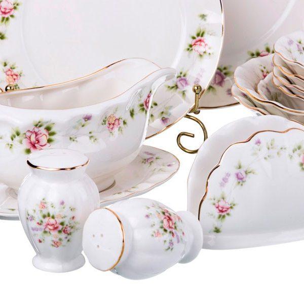 """Столово-чайный набор на 12 персон """"Екатерина"""""""