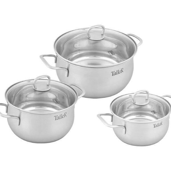 Набор посуды TR 7120 (Бригг), 6 предметов