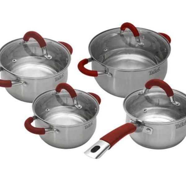 Набор посуды TR 7150 (Милфорд), 8 предметов